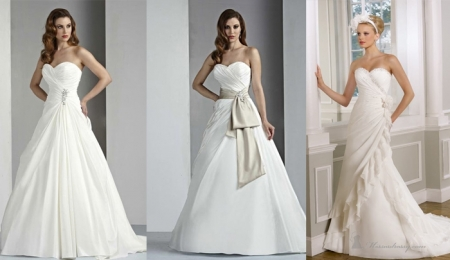 Пошив свадебных платьев в ателье «Амели» » Арт-Ателье Амели